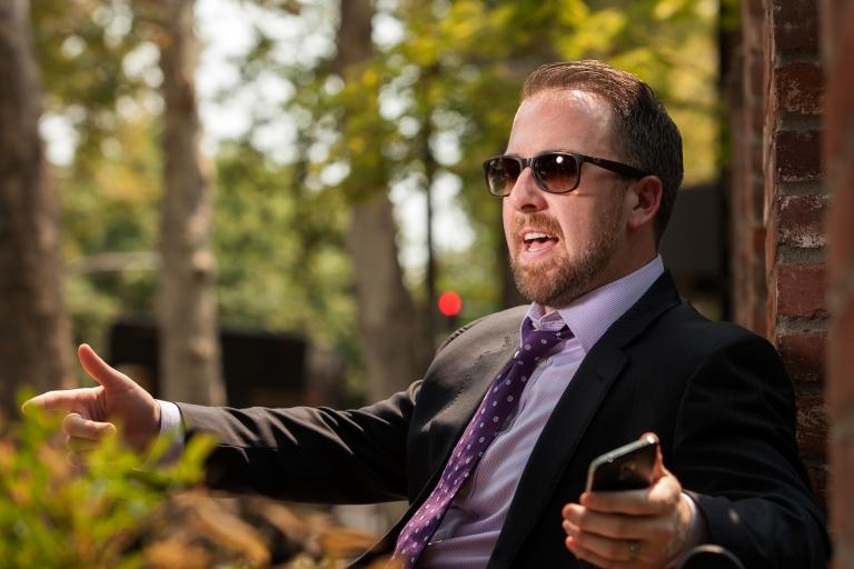 Colin Sueyres, director at Mercury