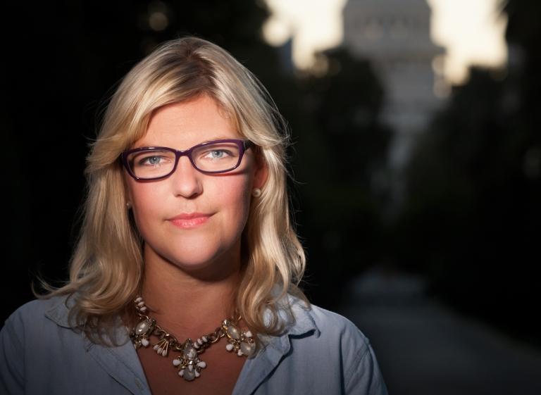 Laura Braden, senior director of communications for the Sacramento Kings
